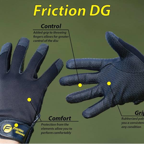 Bilde av Friction gloves, dame