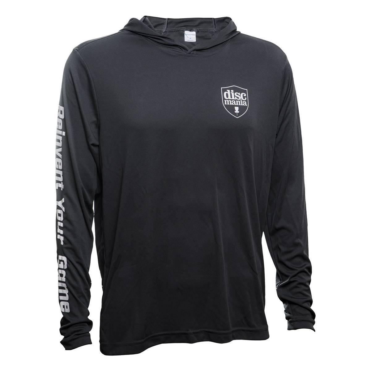 Discmania Performence Long Sleeved Hooded T-shirt