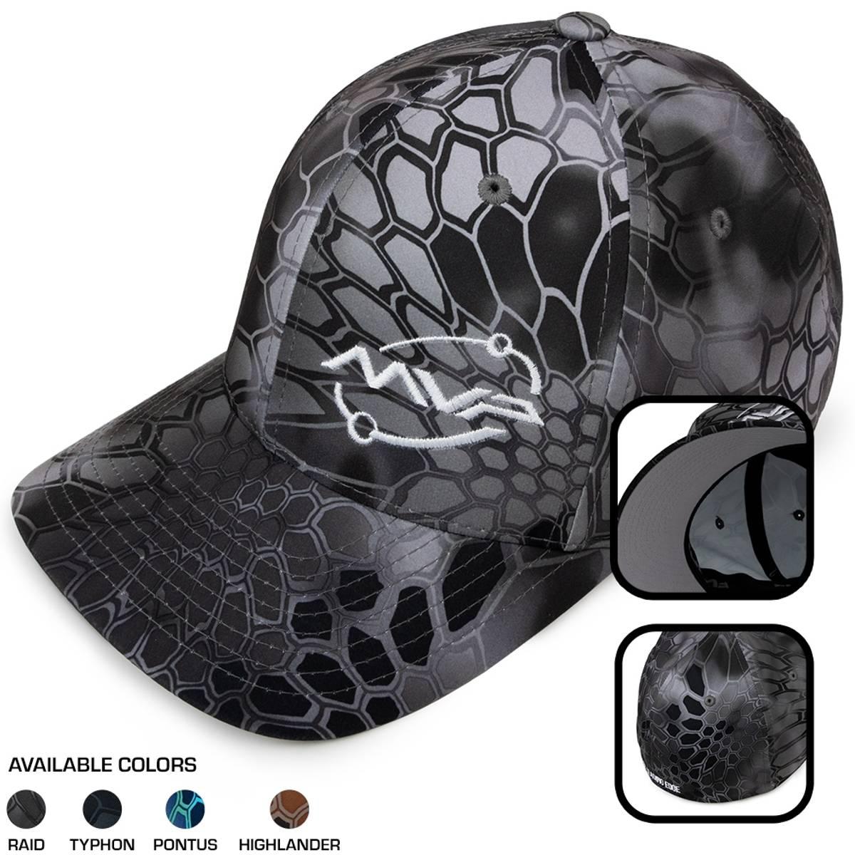 MVP Flexfit Kryptek Hat